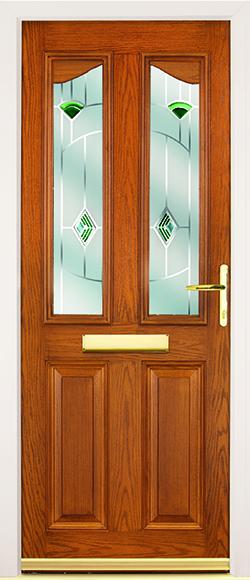 Bradbourne Composite Door